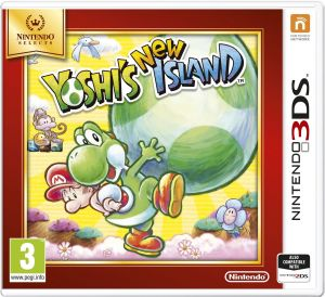 Nintendo Selects Yoshi's New Island for Nintendo 3DS