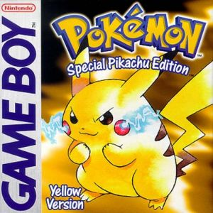 Pokémon Yellow: Special Pikachu Edition for Game Boy