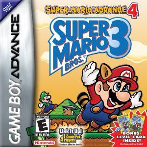 Super Mario Advance 4: Super Mario Bros 3 for Game Boy Advance