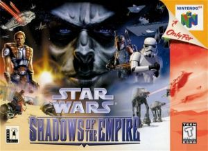 Star Wars - Shadows Of The Empire (N64) for Nintendo 64