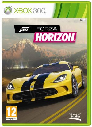 Forza Horizon for Xbox 360