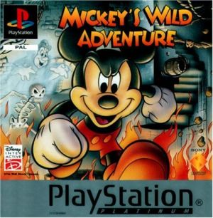 Mickey's Wild Adventure (PlayStation) for PlayStation