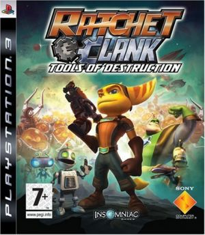 Ratchet and Clank: Tools of Destruction for PlayStation 3