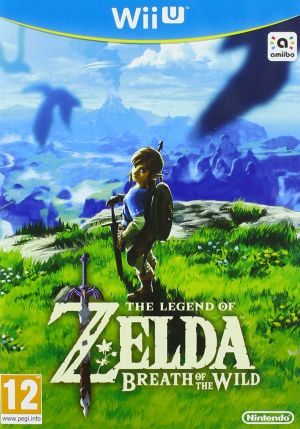 The Legend of Zelda: Breath of the Wild (Nintendo Wii U) for Wii U