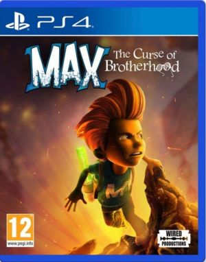 Max The Curse of Brotherhood for PlayStation 4