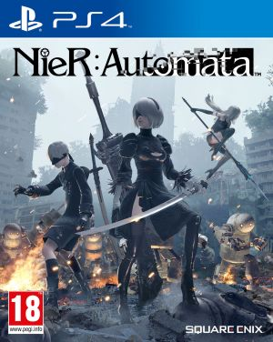 NieR: Automata for PlayStation 4