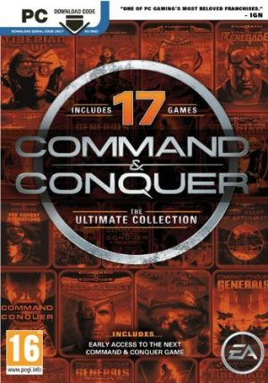 Command and Conquer: The Ultimate Edition (PC Download Code) for Windows PC