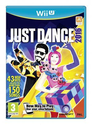 Just Dance 2016 (Nintendo Wii U) for Wii U