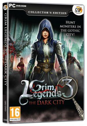 Grim Legends 3 - The Dark City (PC DVD) for Windows PC