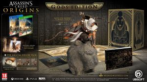 Assassin's Creed Origins Gods Collector's Edition (Xbox One) for Xbox One