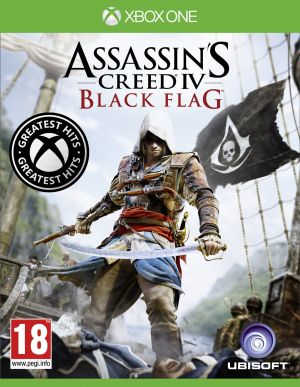 Assassins Creed 4 Black Flag Greatest Hits (Xbox One) for Xbox One
