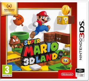 Super Mario 3D Land [Nintendo Selects] for Nintendo 3DS