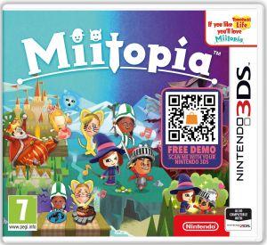 Miitopia (Nintendo 3DS) for Nintendo 3DS