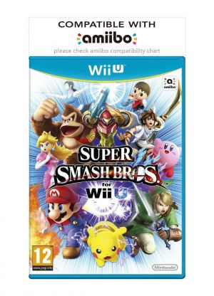 Super Smash Bros (Nintendo Wii U) for Wii U