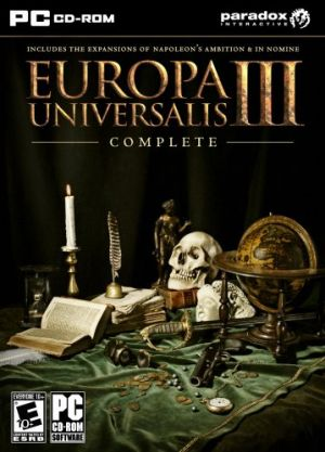 EUROPA UNIVERSALIS 3 COMPLETE for Windows PC