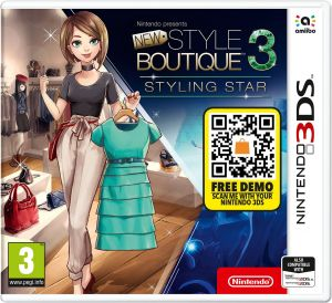 Nintendo 3DS Presents New Style Boutique 3 - Styling Star for Nintendo 3DS