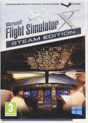 Microsoft Flight Simulator X Steam Edition (PC) for Windows PC