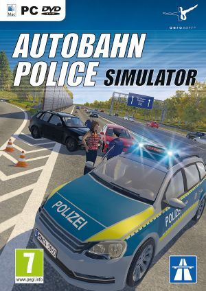 Autobahn-Police Simulator (PC DVD) for Windows PC