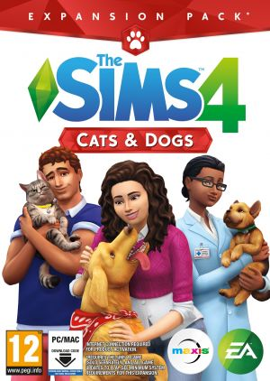The Sims 4 Cats and Dogs (PC Download Code) for Windows PC