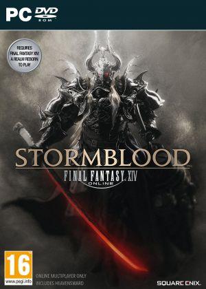 Final Fantasy XIV: Stormblood (PC DVD) for Windows PC