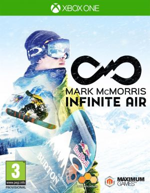 Mark McMorris Infinite Air (Xbox One) for Xbox One