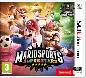 Mario Sports Superstars + Amiibo Card (Nintendo 3DS) for Nintendo 3DS