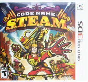 Code Name: S.T.E.A.M. (Nintendo 3DS/2DS) for Nintendo 3DS