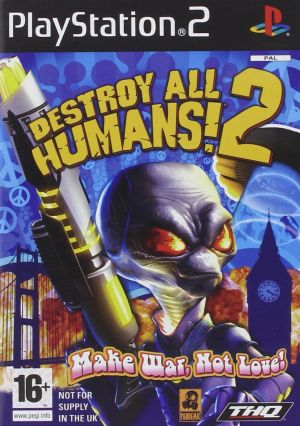 Destroy All Humans 2 (PS2) for PlayStation 2