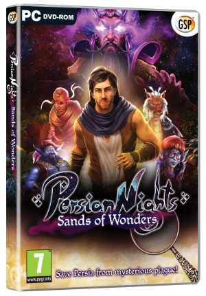 Persian Nights Sands of Wonders (PC DVD) for Windows PC