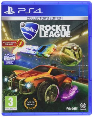 Rocket League Collectors Edition for PlayStation 4