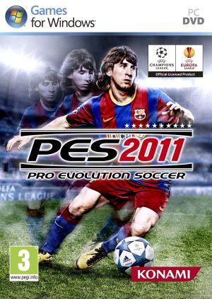 Pro Evolution Soccer 2011 (PC DVD) for Windows PC