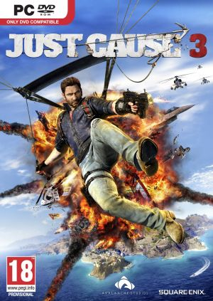 Just Cause 3 (PC) for Windows PC