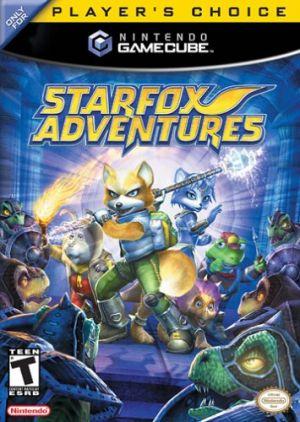 Star Fox Adventures for GameCube