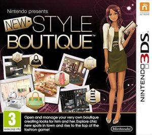 Nintendo Selects New Style Boutique (Nintendo 3DS) for Nintendo 3DS