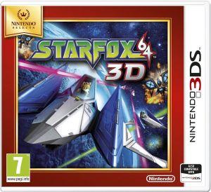 Nintendo Selects Star Fox 64 (Nintendo 3DS) for Nintendo 3DS