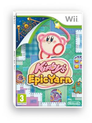 Kirby's Epic Yarn (Wii) for Wii