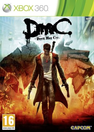 DmC: Devil May Cry for Xbox 360