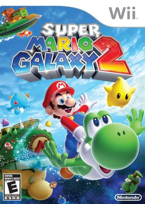 Super Mario Galaxy 2 (Wii) for Wii