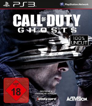 Call Of Duty: Ghosts [German Version] for PlayStation 3