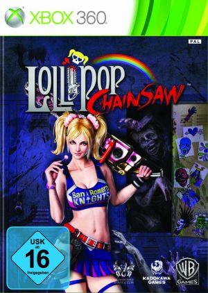 Lollipop Chainsaw - Microsoft Xbox 360 for Xbox 360