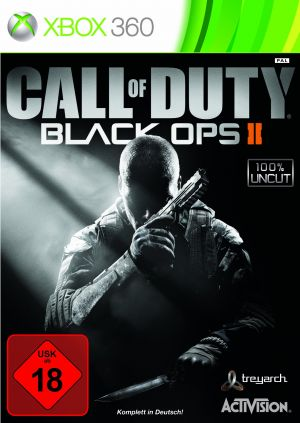 Call of Duty 9 Black Ops 2 [German Version] for Xbox 360