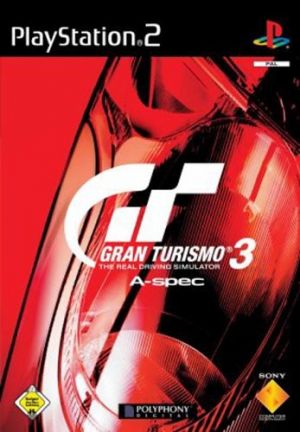 Gran Turismo 3: A Spec (PS2) for PlayStation 2