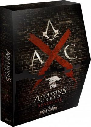Assassin's Creed Syndicate - The Rooks Edition (Xbox One) for Xbox One