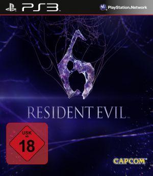 Resident Evil 6 [German Version] for PlayStation 3