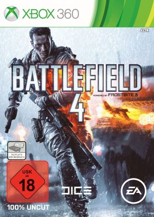 Battlefield 4 - Microsoft Xbox 360 for Xbox 360