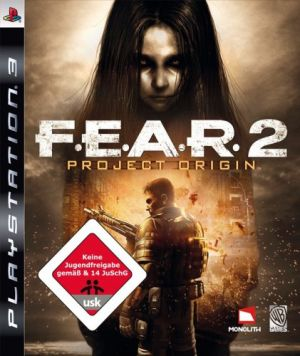PS3 FEAR 2 - PROJECT ORIGIN USK 18 for PlayStation 3