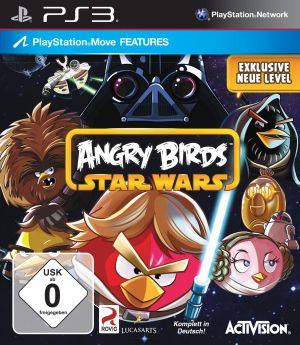 Activision PS3 Angry Birds Star Wars for PlayStation 3