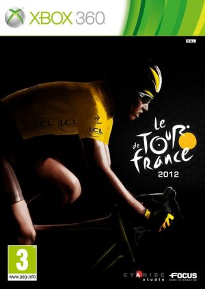 FOCUS Tour de France 2012 [XBOX 360] for Xbox 360