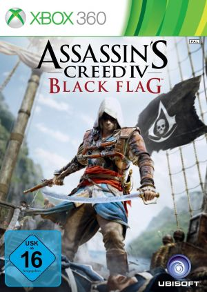 Assassin's Creed IV: Black Flag - Microsoft Xbox 360 for Xbox 360