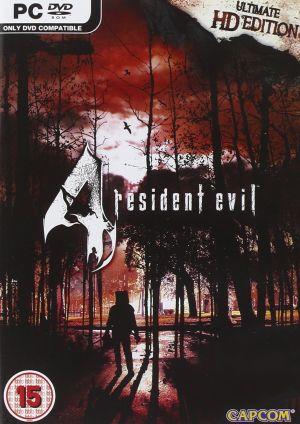 Resident Evil 4 HD (PC DVD) for Windows PC